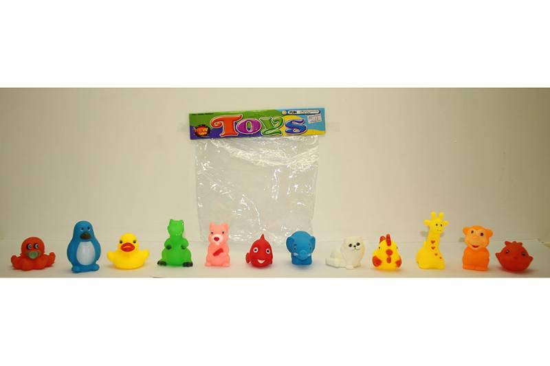 Silicone toys Vinyl animals toys No.TA254351