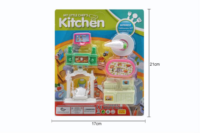 Pretend play house toys kitchen tableware play set toysNo.TA256203