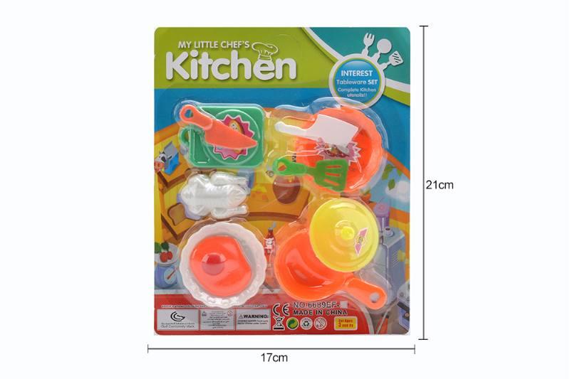 Pretend play house toys kitchen tableware play set toysNo.TA256204