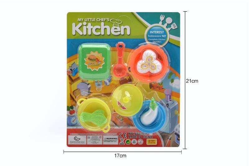 Pretend play house toys kitchen tableware play set toysNo.TA256205