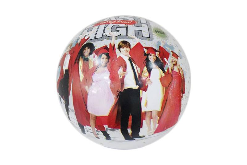 PE Sport Toys Balls 10-inch High School Music Ball No.TA233976