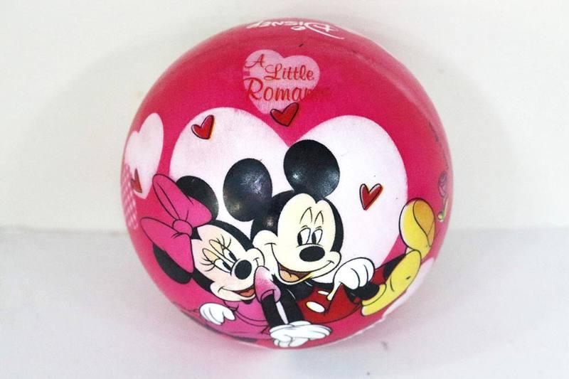 PE Sport Toys Balls 4-inch Mickey Ball No.TA233982