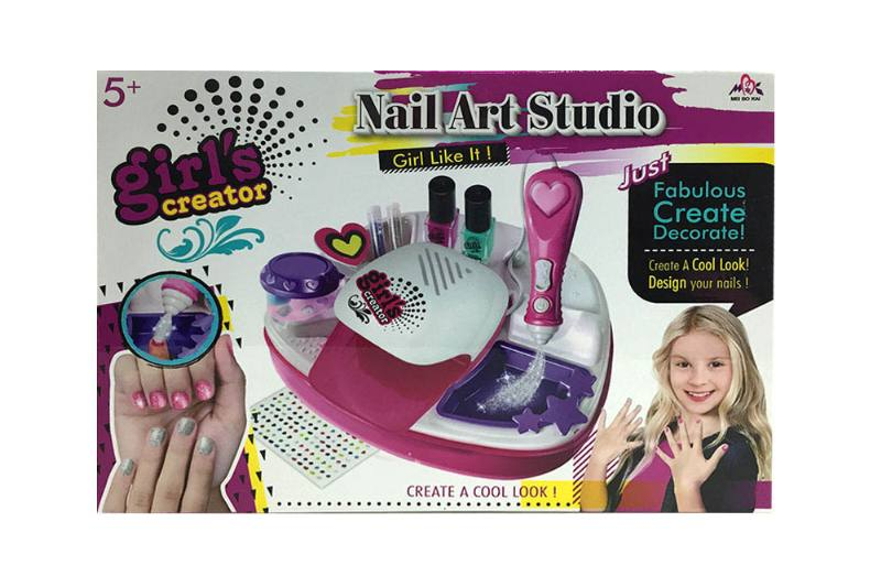 Accessories Hair dryer nail pen set (AA*2 + AAA * 2) does not include electricit No.TA251638
