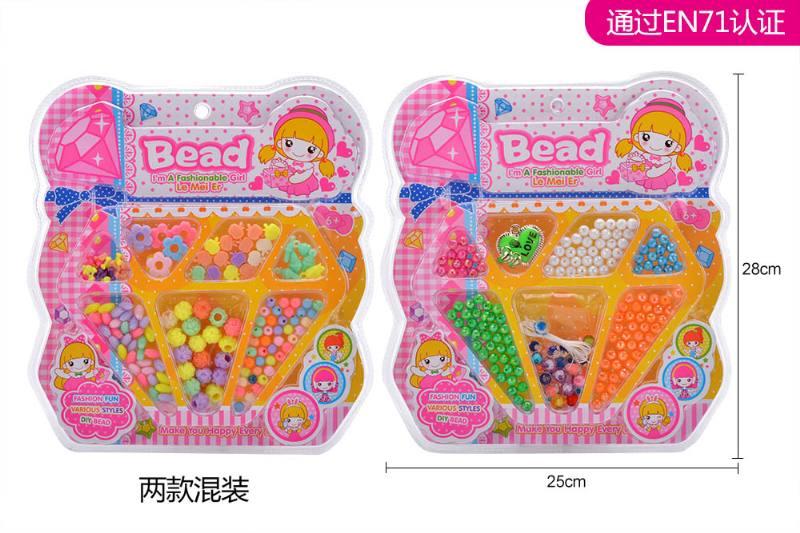 DIY Toys Beaded Jewelry Beads 4 No.TA252142