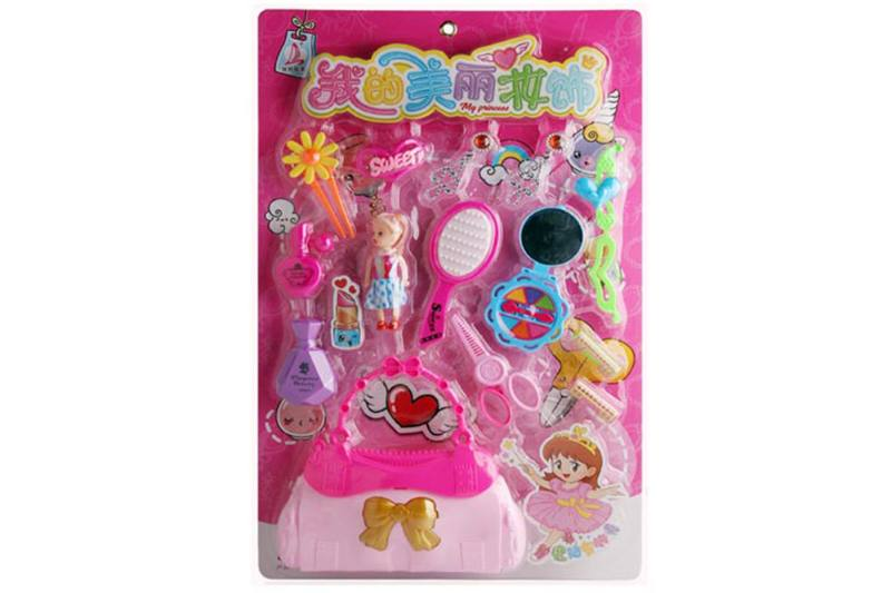 Jewelry accessories play house toys pretend paly toys No.TA254054