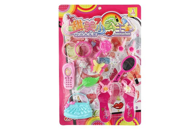 Jewelry accessories play house toys pretend paly toys No.TA254057