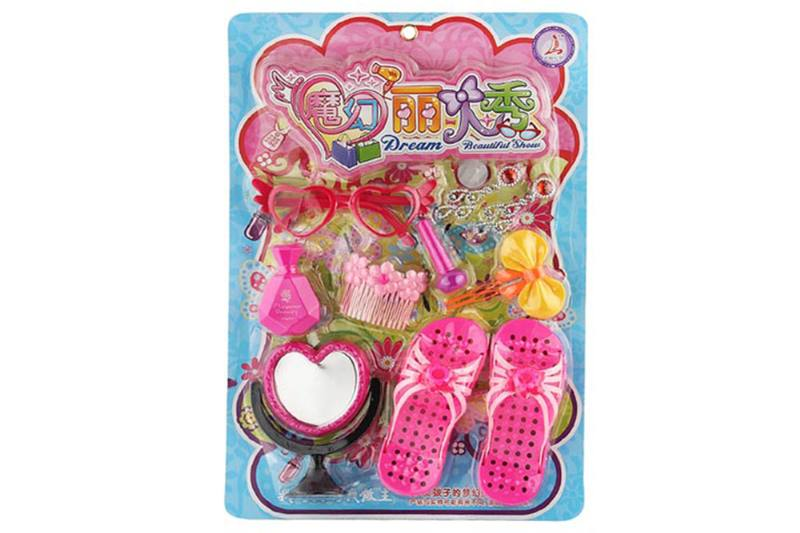 Jewelry accessories play house toys pretend paly toys No.TA254059