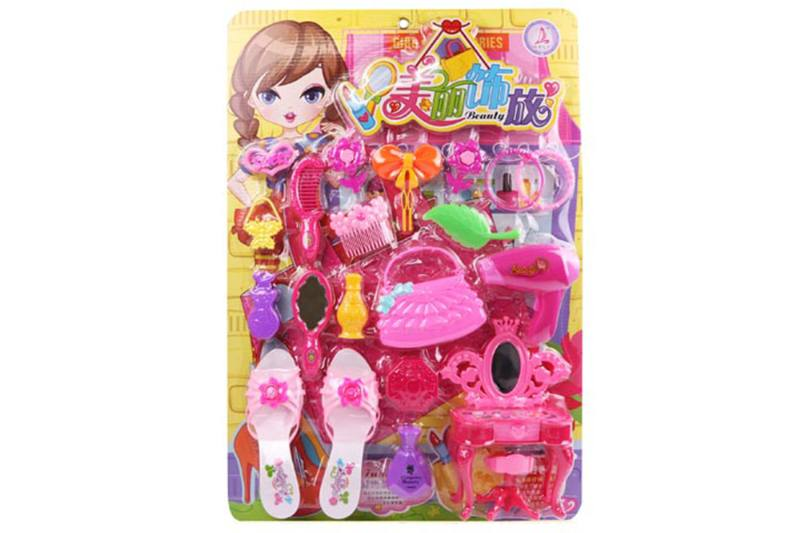 Jewelry accessories play house toys pretend paly toys No.TA254061