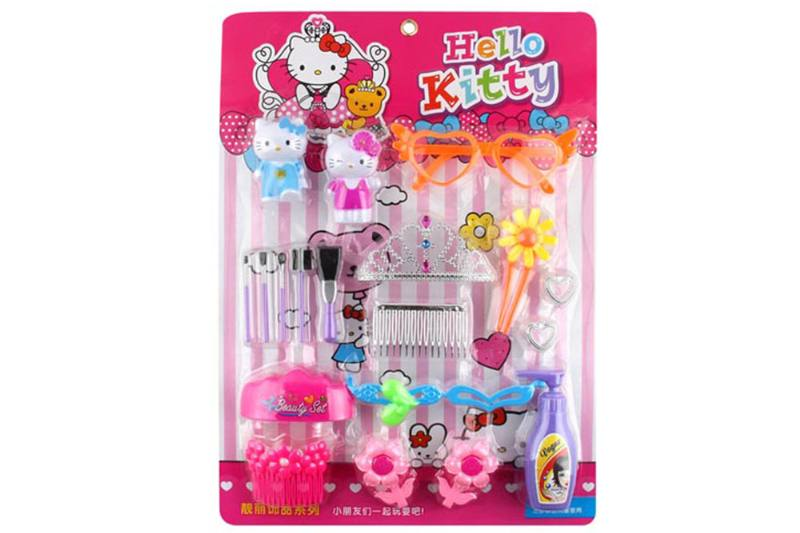 Jewelry accessories play house toys pretend paly toys No.TA254062