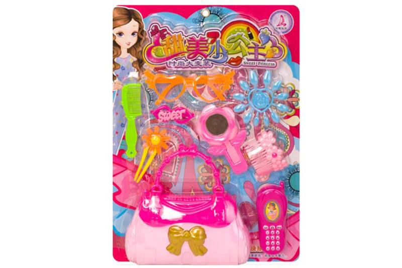 Jewelry accessories play house toys pretend paly toys No.TA254065