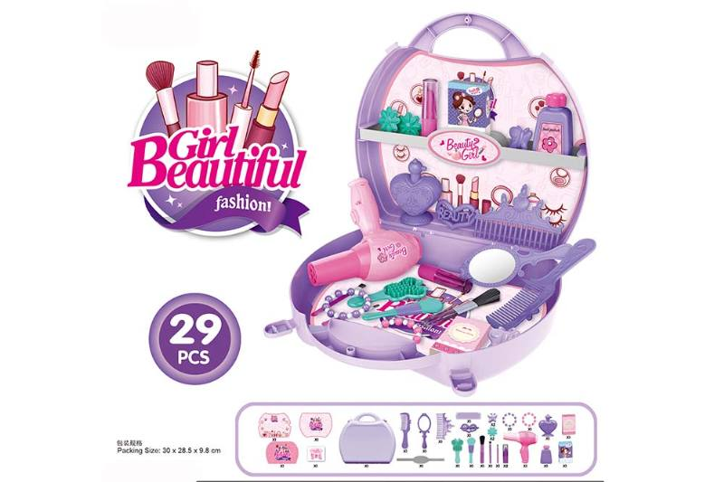 Child Make-up Make-up Toys Series Dressing Box No.TA245472