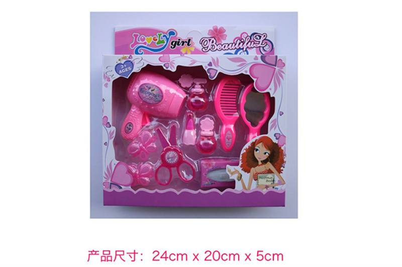 Play house jewelry toy girl makeup dressing toy No.TA253006