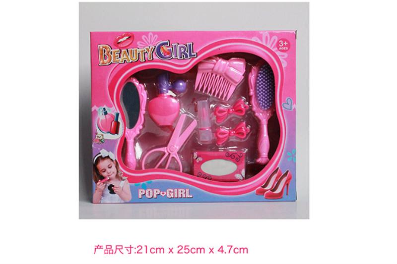 Play house jewelry toy girl makeup dressing toy No.TA253011