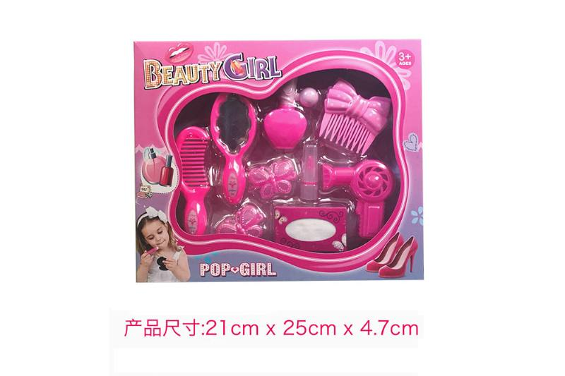 Play house jewelry toy girl makeup dressing toy No.TA253012