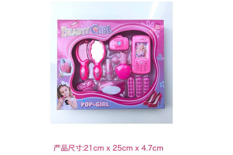 Play house jewelry toy girl makeup dressing toy No.TA253017