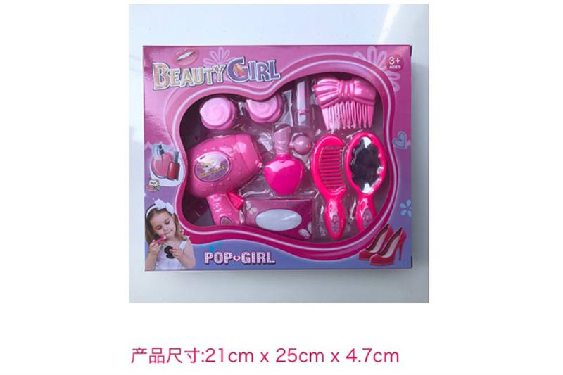 Play house jewelry toy girl makeup dressing toy No.TA253018
