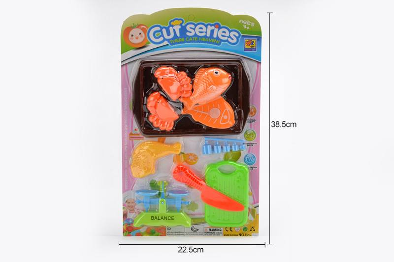 Pretend play house toys food play set No.TA251378