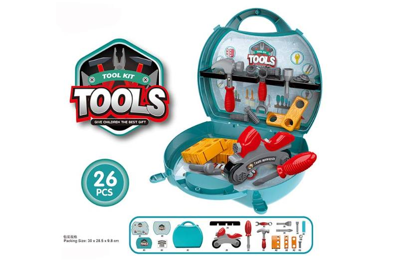 Children play toys series tool set suitcase No.TA245466