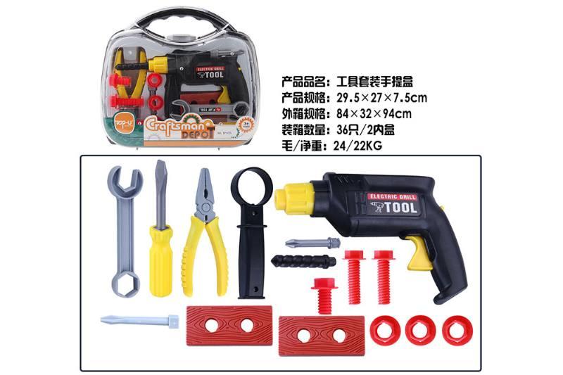 Play house toy tool set No.TA253330
