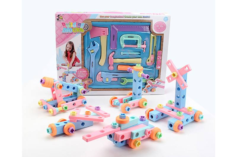 Simulation tool play set building blocks toysNo.TA256590