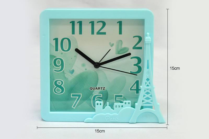 Eiffel Tower Alarm Clock No.TA249193