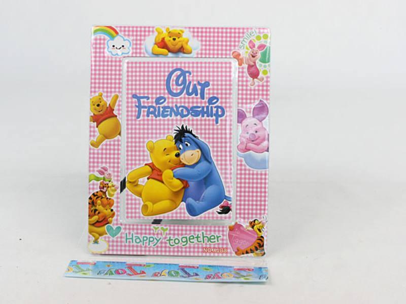 Winnie the bear 6-inch photo frame photo frame No.TA147228