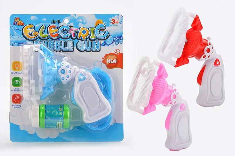 Bubble Gun Toy Series Rotary Electric Bubble Gun No.TA245145