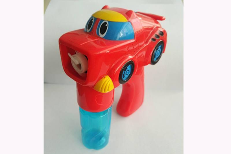 Bubble toy gogo gun light music bubble gun No.TA253455