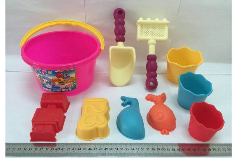 Frosted Beach Tool Set Beach Toys No.TA249507