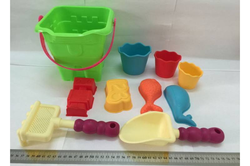 Frosted Beach Tool Set Beach Toys No.TA249508