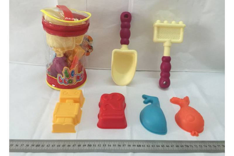 Frosted Beach Tool Set Beach Toys No.TA249514