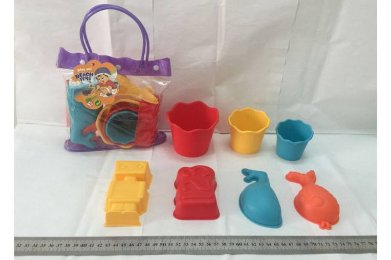 Frosted Beach Tool Set Beach Toys No.TA249515