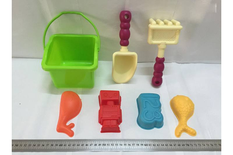 Frosted Beach Tool Set Beach Toys No.TA249520