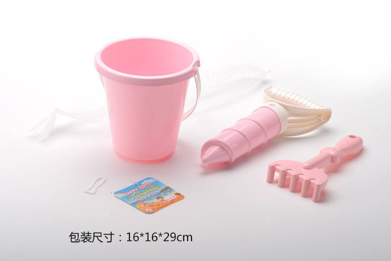 Summer hot sale beach toys beach bucketNo.TA256581