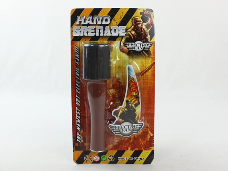 Green Fans Hand Fans Summer Fans Grenades Mini Hand Fans No.TA118057