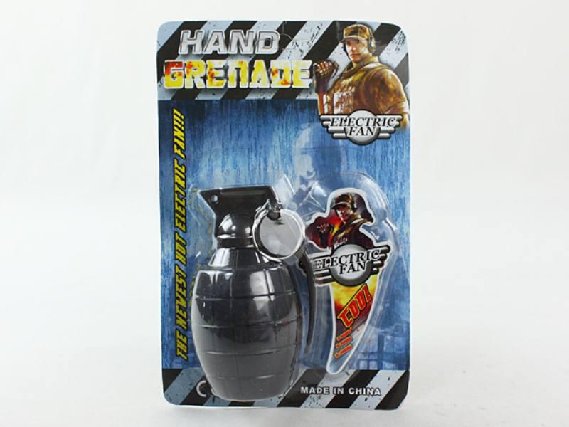 Green Fans Hand Fans Summer Fans Grenades Mini Hand Fans No.TA118058
