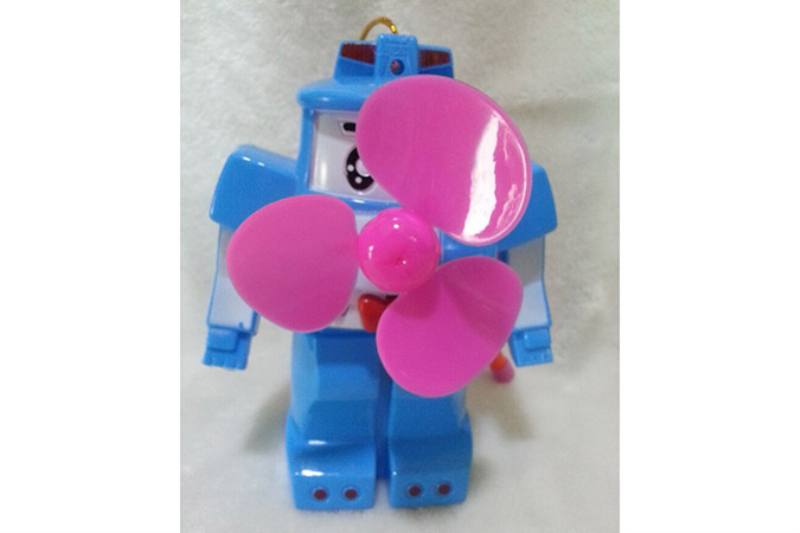 Fan toy flash fan poli police No.TA234727