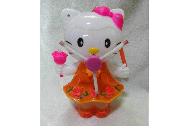 Fan toy KT cat No.TA234754