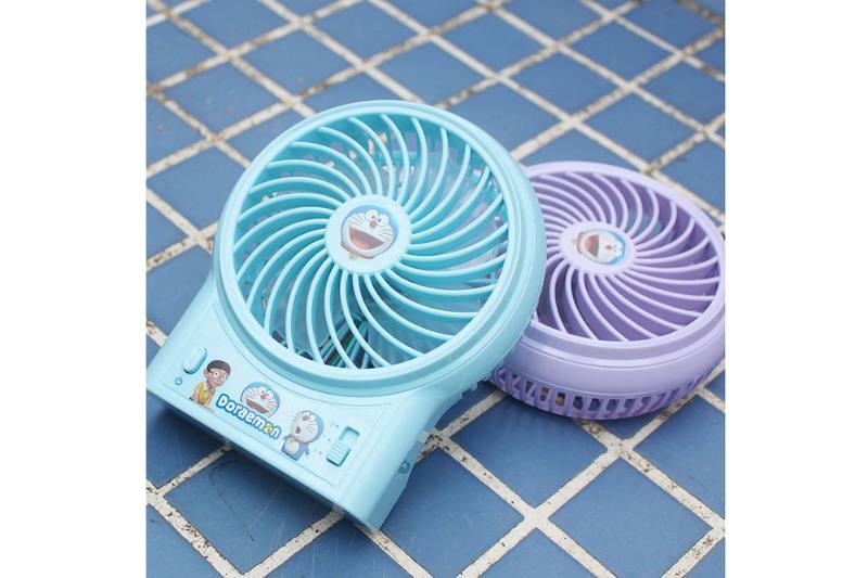 Mini three-speed LED fan No.TA254094