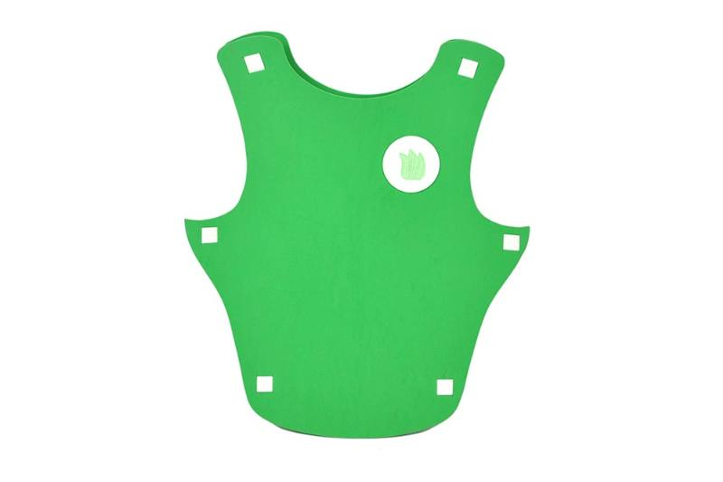Water Play Toy Toy Waterproof Clothing (Green) No.TA229350