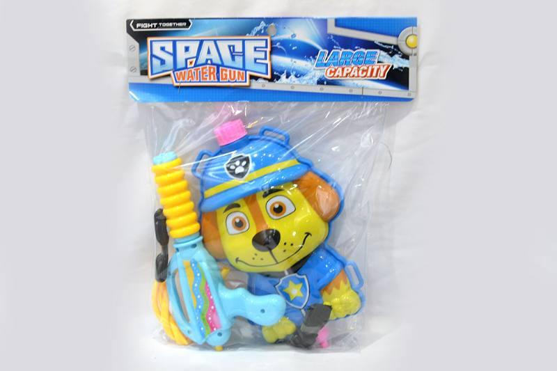 Dog (Blue) Backpack No.TA233887