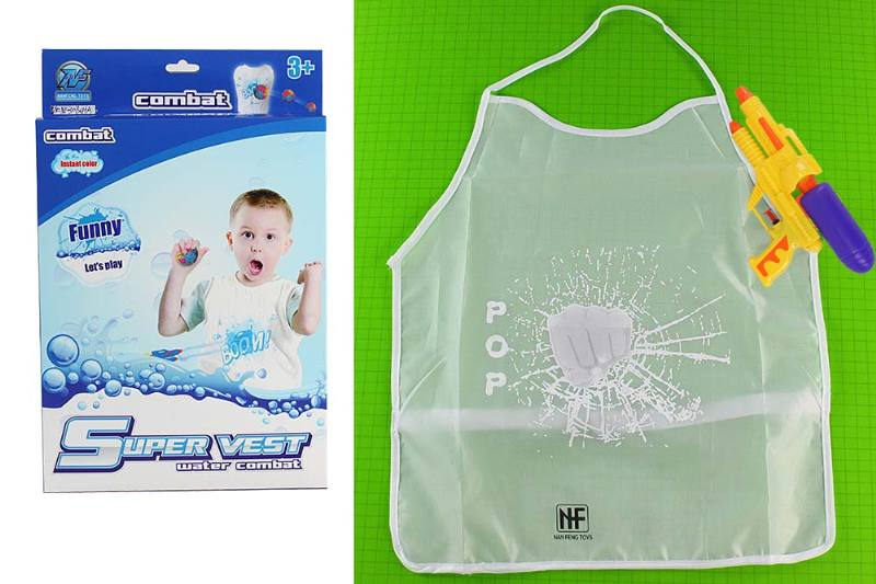 Water fight protective clothing color clothing toys Magic fire protection changing clothin No.TA235167