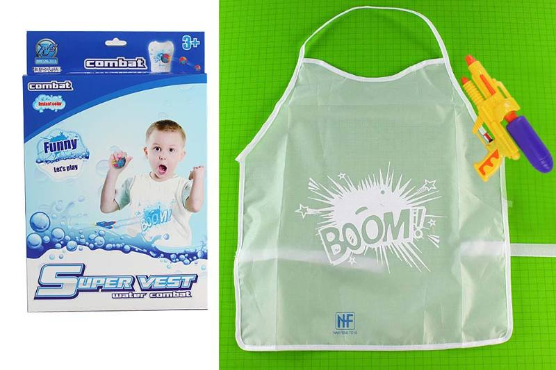 Water fight protective clothing color clothing toys Magic fire protection changing clothin No.TA235169