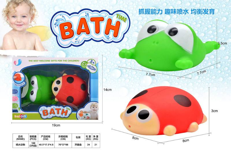 Silicone playing water bathing music No.TA249365
