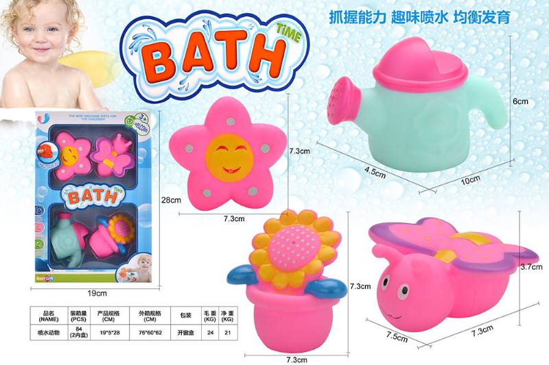 Silicone playing water bathing music No.TA249367