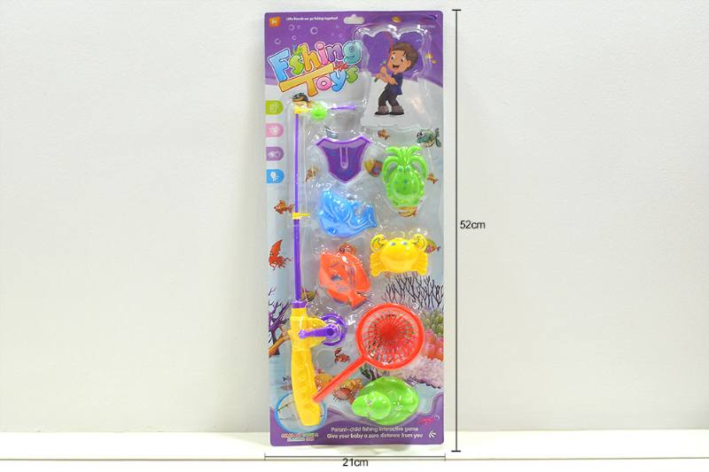 Educational water beach toys fishing game toys No.TA254479