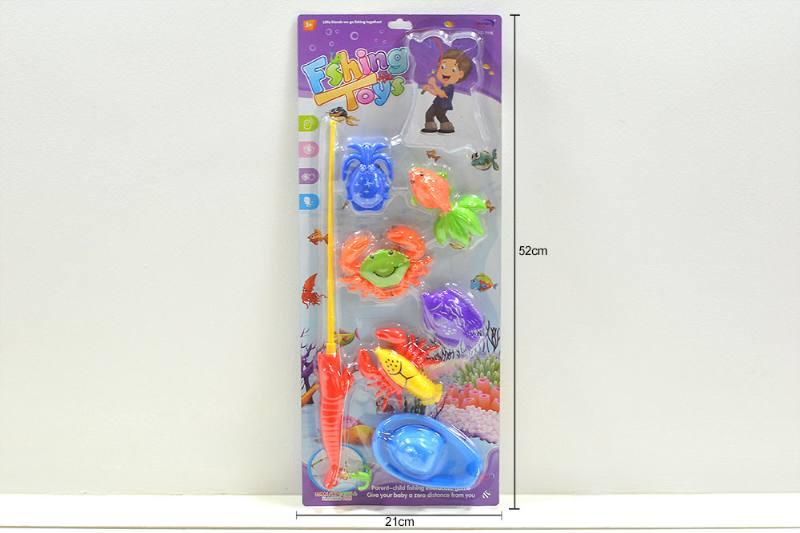 Educational water beach toys fishing game toys No.TA254480