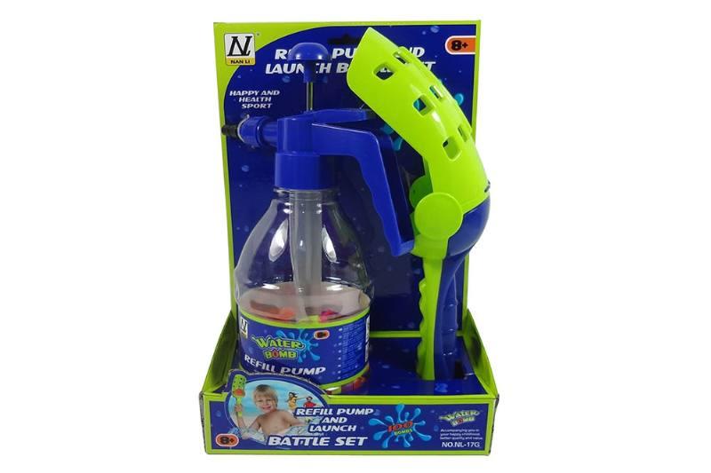 Sports Toys Big Water Pump Balloon Set No.TA248772
