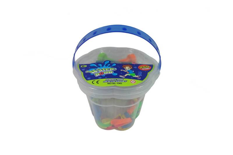 Sports toys water balloon beach bucket No.TA248773