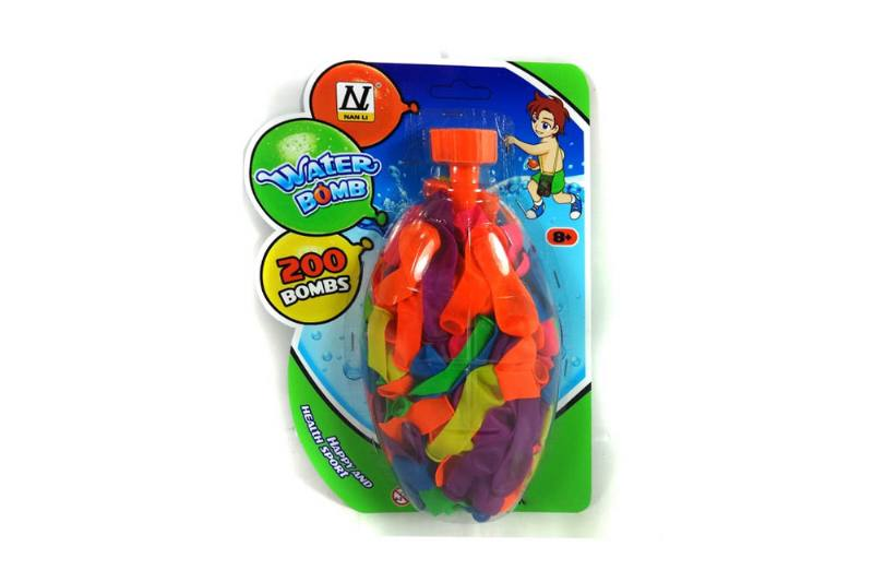 Sports Toys Water Balloon (Magnetic Blister) No.TA248774